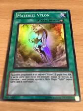 Carte Yu-Gi-Oh! HA05-FR028 Matériel Vylon (Super Rare)