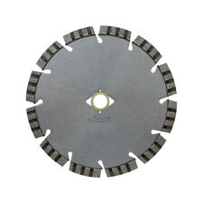 7 Turbo Segmented Diamond Blade Concrete Hard Brick Field Stone Cutter Dm78