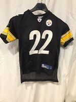 PITTSBURGH STEELERS jersey Medium 10/12 Childs #22 Staley Reebok NFL On Field