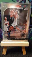 Keldon Johnson RC * 2019-20 NBA Hoops Premium Stock * San Antonio Spurs