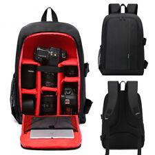 Waterproof Sling Camera Bag Backpack For Canon Sony Nikon Fujifilm Samsung DSLR