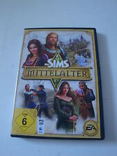 PC Game The Sims: Medieval