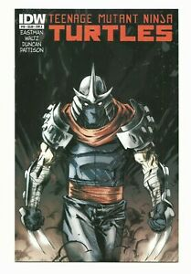Teenage Mutant Ninja Turtles - #10 IDW Comic 2012 Cover A - TMNT - Shredder NM