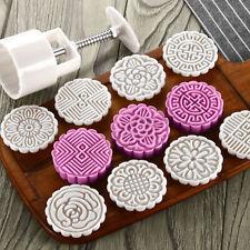 Backen Mooncake DIY Formgebäck Keks Kuchen Form Blume Mond Kuchen 8 Schablone