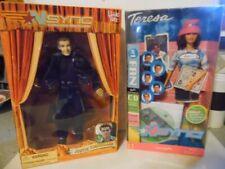 Nrfb Teresa & N-Sync, Justin Timberlake -from 2000 both Mint in box!