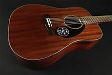 Fender CD-60S All Mahogany- Natural (955)