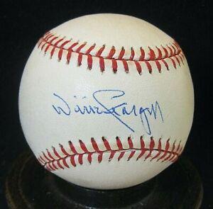 Willie Stargell #2 Signed ONL Baseball JSA Certified HOF, Pitts. Pirates d.2001