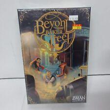 Z-Man Games Beyond Baker Street Board Game NEW