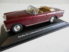 Yat Ming 43214.1/43. Bentley S2 Continental DHC. Park Ward. 1961. Claret.