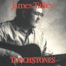 "JAMES TALLEY CD: ""TOUCHSTONES"" 2002"