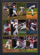 1999 Topps Baseball Cleveland Indians TEAM SET - (16) Cards
