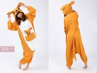 Pyjama Grenouillère Animal Tout Onesie1Adulte Costume Déguisement Robes nuisette