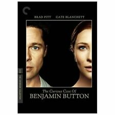 Brand New Factory Sealed DVD The Curious Case of Benjamin Button (DVD, 2009)