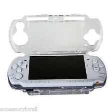 Protector Clear Crystal Travel Carry Hard Cover Case for Sony PSP 2000 3000