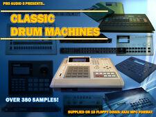 Clásico de máquinas de tambor-Akai MPC2000 Xl-Mpc3000 Formato - 10x disquetes