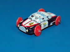50er anni Tin Toy/pennytoy-Police Polizia 2-Made in Japan (a443