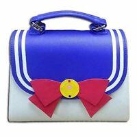 Sailor Moon Sailor Moon Uniform Handbag Purse Anime Style Schoolgirl Crossbody