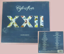 CD Compilation Café Del Mar Volumen Veintidós DIGIPAK no lp mc vhs dvd(C41)
