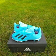 NEW! Boy's Adidas X Multi-Ground Football Boots - Size 1 UK Child (33 EU)