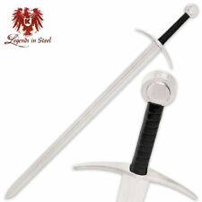 "42 "" Large Real Battle Ready Crusader High Carbon Steel Sword Medieval"