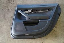 Org Audi A6 4F Pannello porta posteriore destra alcantara anima 4F0867306N