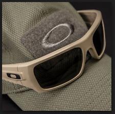 06753037a7 Oakley Standard Issue Ballistic Det-Cord Desert ~ Grey HDO® Lenses ~ New  Release
