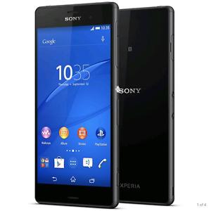 Sony Xperia Z3 - PRECINTADO -
