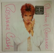 Rosanne Cash Rhythm & Romance LP UK 1985