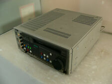 JVC HI-FI/S VHS EDITING RECORDER tipo-br-s810e #589
