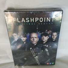 Flashpoint: The Final Season (DVD, 2013, Canadian) Brand New Sealed