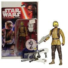 "Resistance Trooper Star Wars Action Figure 3.75"" Force Awakens Hasbro NEW MOC"