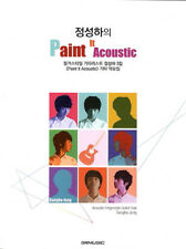 Sungha Jung Vol.3 Paint It Acoustic Official Tablature Song Book Fingerstyle Tab