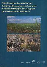 Site des Tsingy de Bemaraha - fivondronana d'Antsalova - Bernard Bousquet