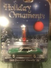 Greenlight  Holiday Ornaments Series 2 1968 Chevrolet Chevelle SS