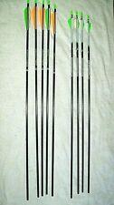 "Easton Archery Carbon Raider Arrows 32"" , 5x 400 & 4x 55-70"
