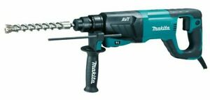 Makita SDS+ 3-MODE ROTARY HAMMER HR2641 800W Quick Change Chuck, LED Joblight