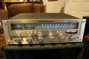 MARANTZ 2226B STEREO RECEIVER, EXCELLENT WORKING CONDITION