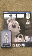 Eaglemoss Doctor Who figurine collection - #44: MONDAS CYBERMAN (tenth planet)