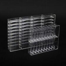 Acrylic 40 Grids Jewelry Organizer Cosmetic Bracelet Holder Storage Box Shelf