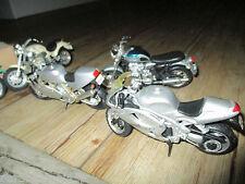 Vente lot moto Maisto-Bmw,Triumph,Honda.......