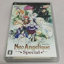 Used PSP Neo Angelique Special SONY PLAYSTATION JAPAN IMPORT