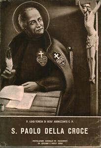 S. Paolo della Croce - P. Luigi - Teresa di Gesù Agonizzante [1952]
