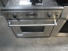 """Viking 30"""" Electric Built-In Thermal Convection Wall Oven  00004000 Ves0177css"""