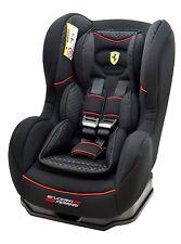 Ferrari COSMO BLACK GT Autositz - Kindersitz BABY SEAT 0-18 kg Modell 2017 NEU!!