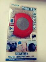 fifo wireless water resistent speaker sku 69049 New