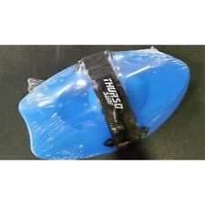 Thurso Surf Slash Handboard Body Surfing Hand Plane w/ Wrist Leash Blue