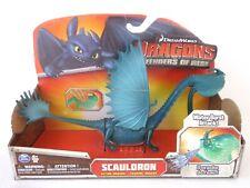 How To Train Your Dragon Scauldron Defenders Of Berk Variant Figure Sealed Rare