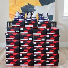 Jordan 1 Retro Alta Court púrpura blanco tamaño GS 6.5Y, DS a estrenar