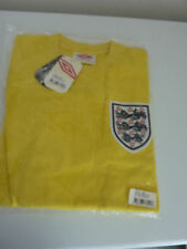 RARE ANNIV UMBRO ENGLAND CHAMP1966 KEEPERS JERSEY SEALED WITH TAGS FRAMEABLE TOO