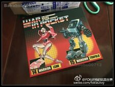 New DX9 toys Transformers War In Pocket X14 Leah Arcee X15 Toufold Kup instock